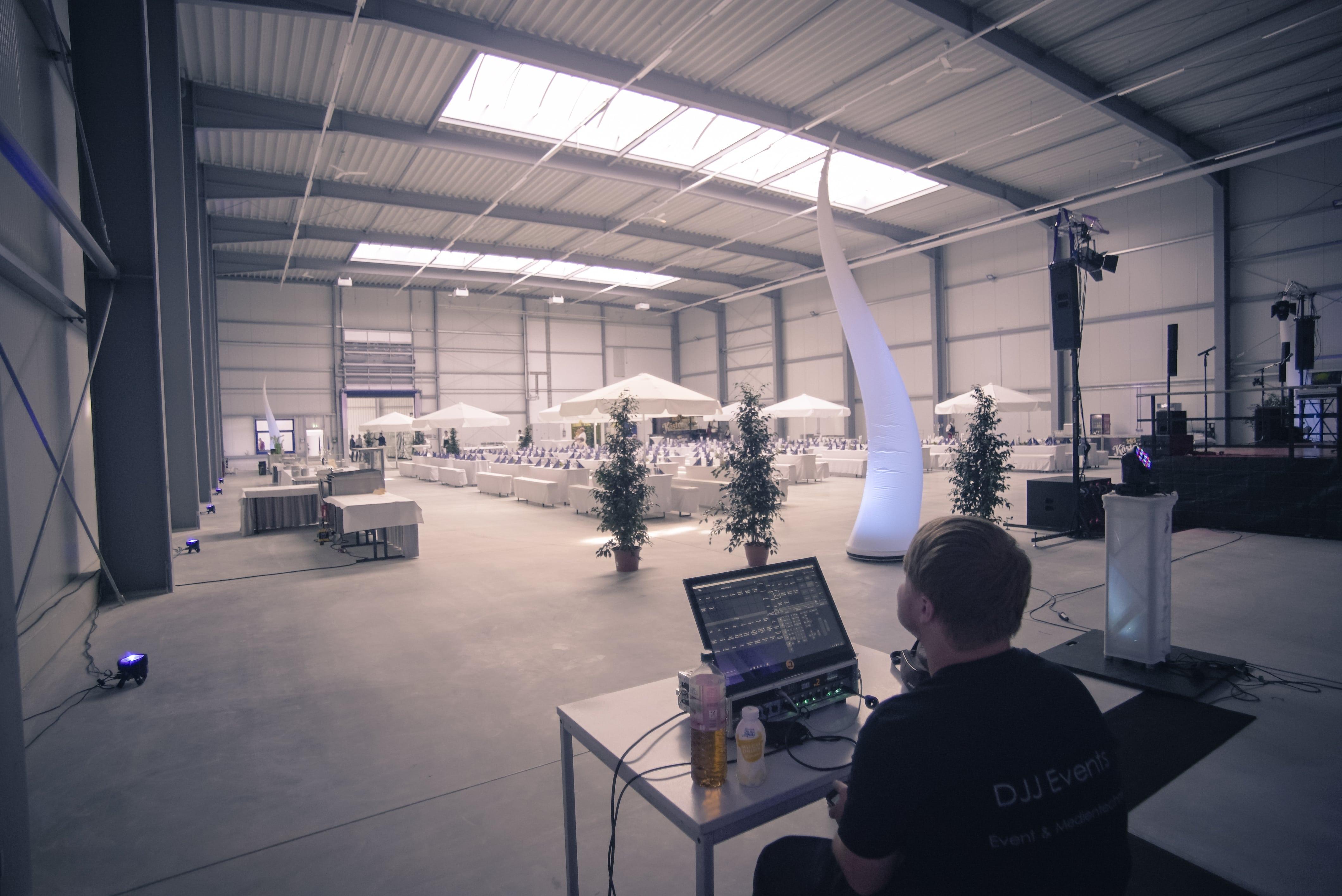 DJJ Events GbR - Veranstaltungstechnik | Service | Verleih